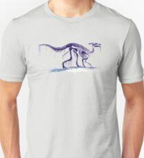 Drip Dry Hadrosaur Unisex T-Shirt