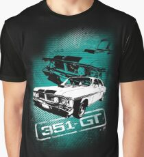 Ford Falcon XY GTHO Phase III (Grunge) © Graphic T-Shirt