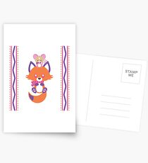 Cozy Critters Postcards