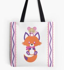 Cozy Critters Tote Bag