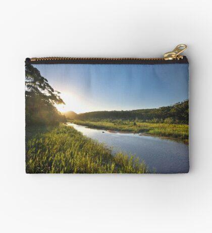 Thurra River - Croajingolong National Park Studio Pouch