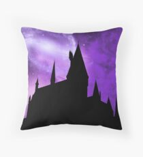 Hogwarts Center of the Universe Throw Pillow