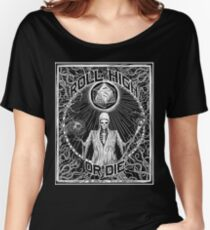 Roll High Or Die -  D20 - Dungeon Master D&D  Women's Relaxed Fit T-Shirt