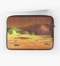 Glow in the Distance Laptop Sleeve