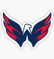 Washington Capitals Sticker