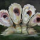 Oyster Shells by Phyllis Beiser