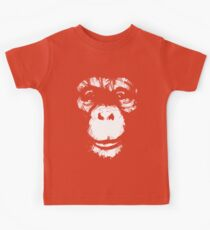 Everything's More Fun With Monkeys Kids Tee