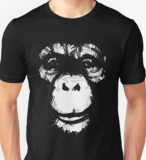 Everything's More Fun With Monkeys Slim Fit T-Shirt