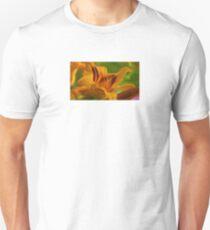 yellow rising T-Shirt