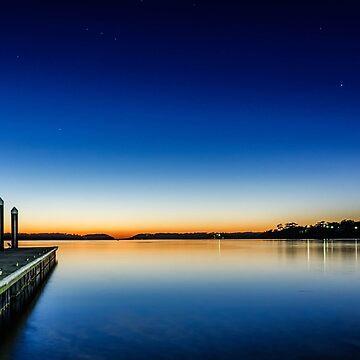 Towards the Horizon... by LesBoucher