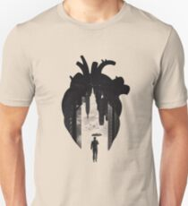 In the Heart of the City Unisex T-Shirt