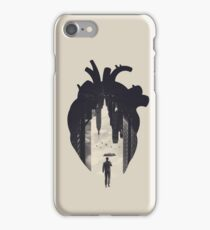 In the Heart of the City iPhone Case/Skin
