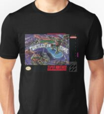 Turtles In Time! Unisex T-Shirt