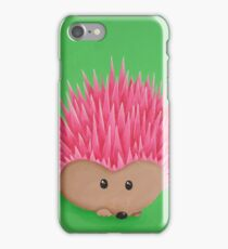 Punky Hedge! iPhone Case/Skin