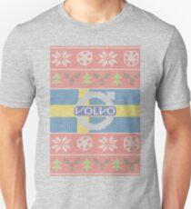 Volvo hässlicher Pullover Slim Fit T-Shirt