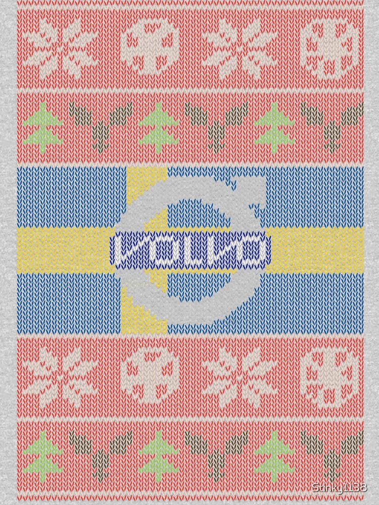 Volvo hässlicher Pullover von Stinky1138