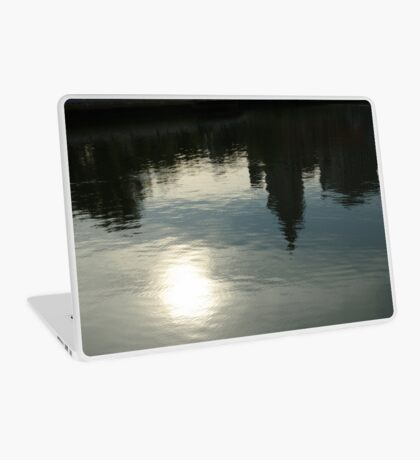 Reflections of a City Laptop Skin