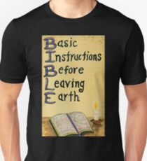 Meaning Of The Bible T-Shirt
