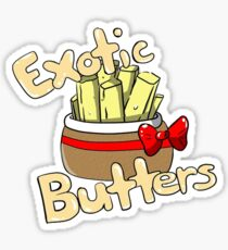 Exotic Butters (Five Nights at Freddy's SL) Sticker