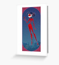 Miraculous Ladybug Greeting Card