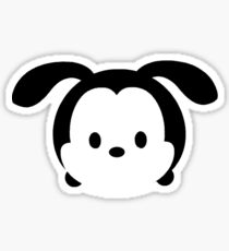 Oswald the Lucky Rabbit Sticker