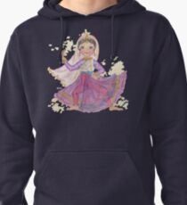South Asian Dancing Doll Pullover Hoodie