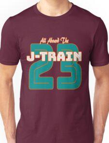 All Aboard the Ajayi J-Train Tshirt Unisex T-Shirt