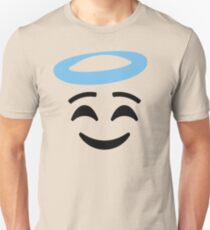 Emoji with Angel Halo T-Shirt