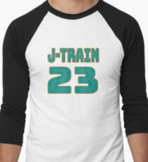 All Aboard the Ajayi J-Train Tshirt Men's Baseball ¾ T-Shirt