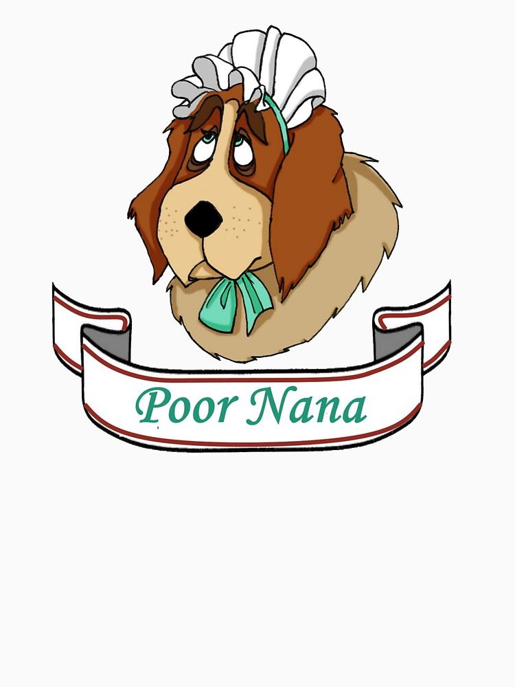 Poor Nana by JoyCook