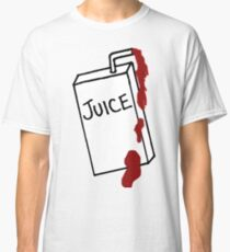 Cayden's Juice Shirt - As Seen On 'Pencils' Classic T-Shirt