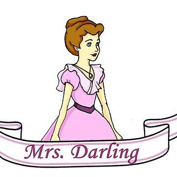 Mrs. Darling by JoyCook