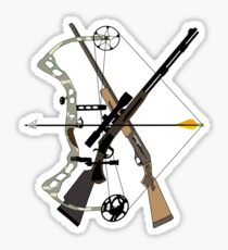 Hunter Toys Sticker