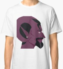 Dominion, Eldest Silver Child Profile Classic T-Shirt