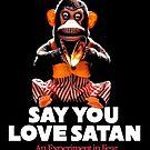 Say You Love Satan 80s Horror Podcast - Monkey Shines by sayyoulovesatan