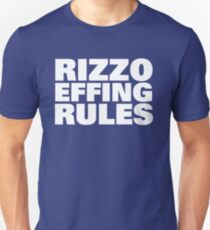RIZZO RULES! Slim Fit T-Shirt