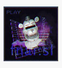 fnafsthetic Photographic Print