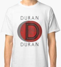 duran duran logo Classic T-Shirt