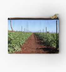 tomatoes plantation Studio Pouch