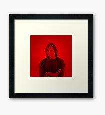 Viggo Mortensen - Celebrity (Square) Framed Print