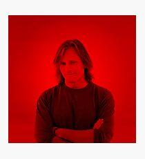 Viggo Mortensen - Celebrity (Square) Photographic Print