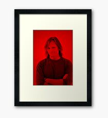 Viggo Mortensen - Celebrity Framed Print