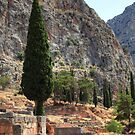 View of Delphi by zumi
