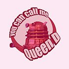 Queen Dalek by iheartgallifrey