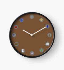 Runescape - Runes Clock Clock
