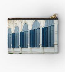 Blue shutters Studio Pouch