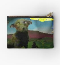 By the light of Saturn Studio Pouch