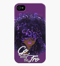 Go with the Fro-Variant iPhone 4s/4 Case