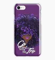 Go with the Fro-Variant iPhone 8 Case
