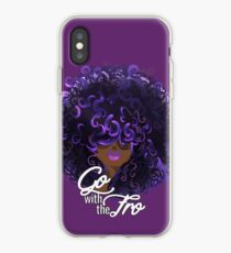Go with the Fro-Variant iPhone Case